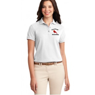 Cardinal Accounting Polos - Short Sleeve