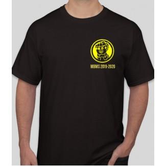 Buerkle Middle School Band Shirt