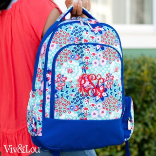 Garden Party 2 pc Backpack Set