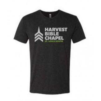 Harvest Bible Chapel Charcoal T-Shirt