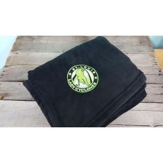 Lady Cyclones Plush Fleece Blanket
