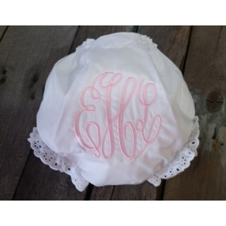 Monogram Bloomers
