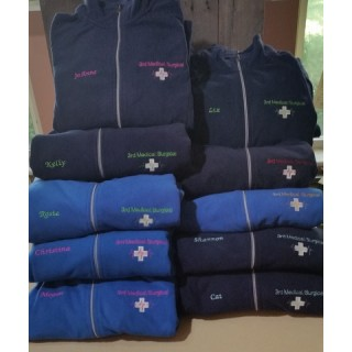 3rd Medical Surgical Jackets