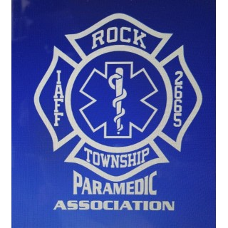 Rock Township Paramedic Association Long Sleeve T Shirt