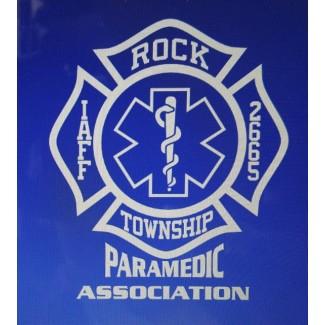 Rock Township Paramedic Association Long Sleeve T Shirt