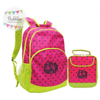Watermelon Backpack and Lunchbox Set