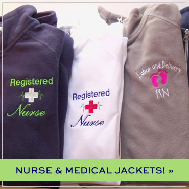 Nurse and Medical Jackets