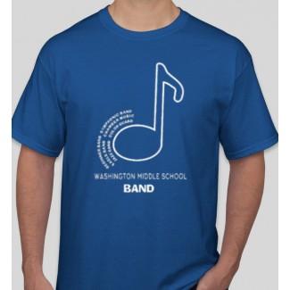 WMS Band T Shirt