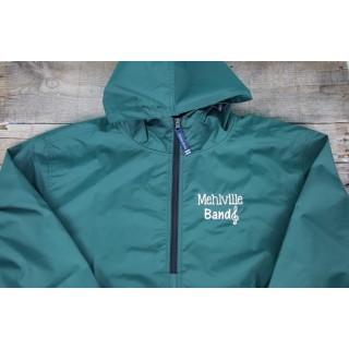 Mehlville Band Pullover Rain Coat