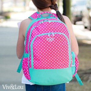 Dottie 2 pc Backpack Set