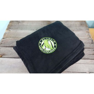 Lady Cyclones Plush Fleece Blanket