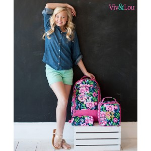 Posie 3 pc Backpack Set