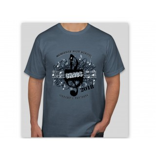 Mehlville Band Show Shirt