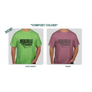 Mehlville Band Comfort Colors Shirt