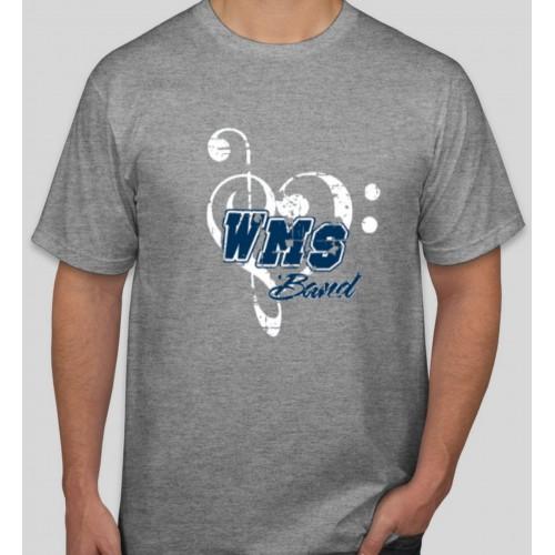 Washington Middle School Band Shirt