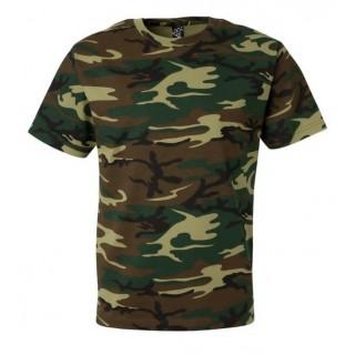 Troop 752 Camo Shirts