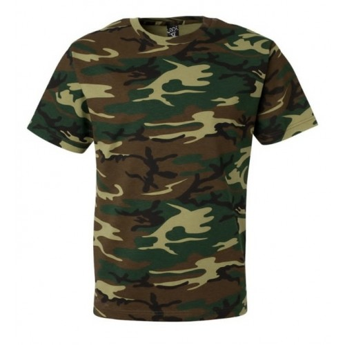 Troop 752 Camo Shirts