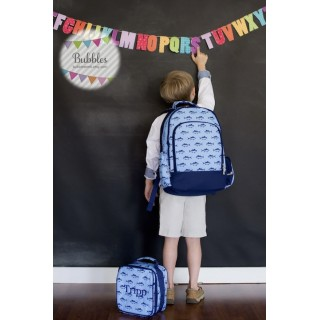 Fin Backpack Set