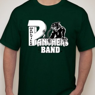 Mehlville Band T Shirt