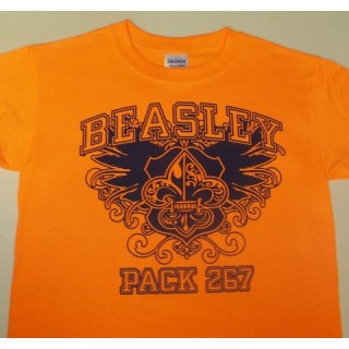 Pack 267 T shirt