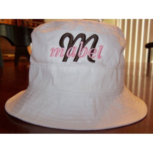 Personalized Sun Hat