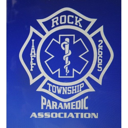 Rock Township Paramedic Association short sleeve T Shirt