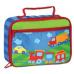 Stephen Joseph Transportation Backpack and Lunchbox Set